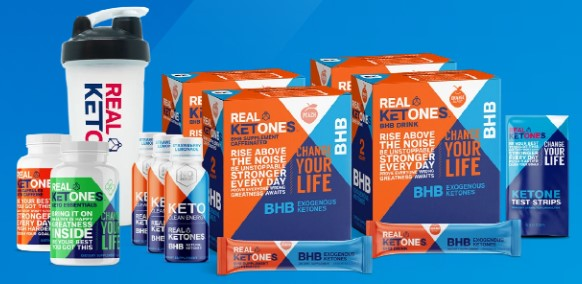Real Ketones/Real Good Price