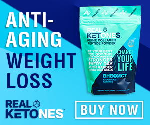 Ketone Salts and Collagen for Anti-Aging, Bone Health, and Weight Loss Support